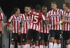 Hollandada PSV haftayı kayıpsız kapadı