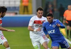 Kasımpaşa Antalyasporu ateşe attı