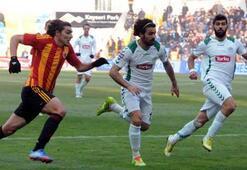 Kayserispor-Torku Konyaspor: 0-0