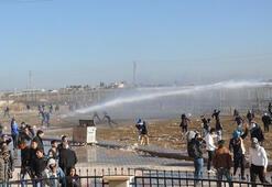 BDPnin Nusaybin mitinginde olay çıktı