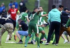 Maccabi Haifaya iptal şoku