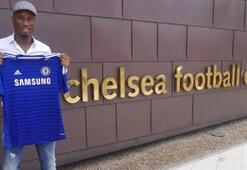 Drogba resmen Chelseade