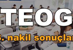 TEOG 3. nakil sonuçları sorgulama - E-Okul nakil sonuçları