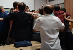 Bursaspordan kınama