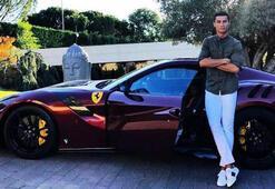 Ronaldonun 1.5 milyonluk yeni oyuncağı