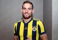 Vincent Janssen resmen Fenerbahçede İlk sözleri...