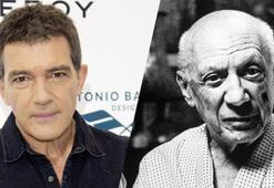 Antonio Banderas, Picasso olacak