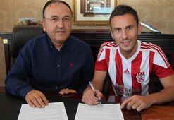 Sivasspor, Rybalka ile sözleşme imzaladı