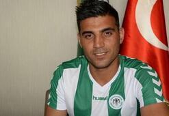 Abdülaziz Demircan 2 yıllığına Atiker Konyasporda