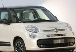 Fiat, Büyük 500'le Fuarda Boy Gösterecek