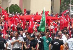 Midyat in full unity after PKK terror attack