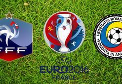 Fransa Romanya maçı saat kaçta hangi kanalda İşte Fransa EURO 2016 açılış maçı