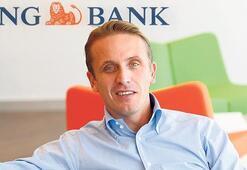 ING Bank Türkiye'den  Amsterdam'a atama