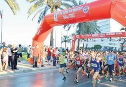 2 bin 125 kişilik maraton