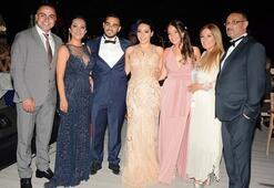 Arar ve Özkan ailesinin mutlu günü