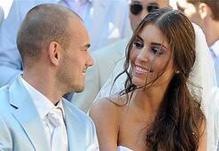 Yolantheden Sneijder ile ilgili özel sırlar