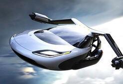 Uçan arabaya 100 milyon dolar yatırdı
