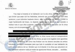 İspanya'da seks skandalı sonrası kadro dışı