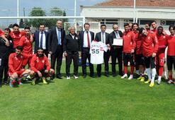 Samsunsporda hedef Süper Lig