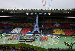 EURO 2016ya muhteşem açılış