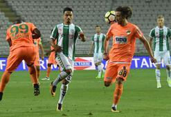 Atiker Konyaspor - Aytemiz Alanyaspor: 0-2