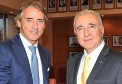 Mancini: Başkan çok değişti