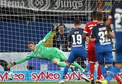 Bayern Münih, Hoffenheima yıkıldı
