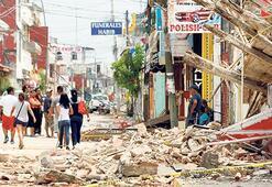 Meksika'da ölü sayısı 61 oldu