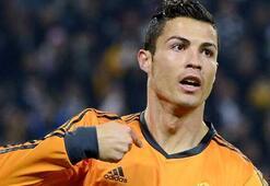 2013ün en golcüsü Ronaldo oldu