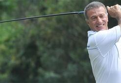 Ağaoğlu, Somaya golf sahası tartışmalarına noktayı koydu