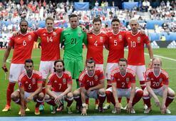 Galler - Slovakya: 2-1