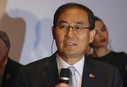 Güney Kore Büyükelçisi Yundan Türkiyeye övgü dolu sözler
