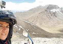 Ganz allein in den Himalayas