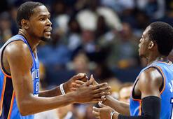 NBAde 3 seri 7. maça uzadı