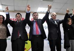BDP tüm adaylarını açıkladı