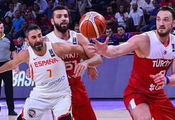 İspanya - Türkiye: 73-56