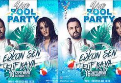 Elif Kaya yeni teklisi ''Aşklarca ile Erkan Şen partisinde