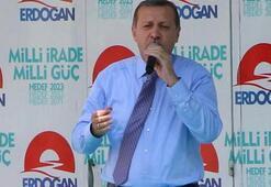 Başbakan Erdoğan Manisada konuştu