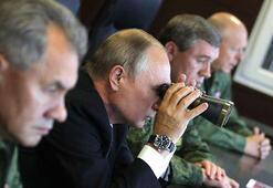 Rusyadan Avrupaya saldırı tatbikatı iddiası