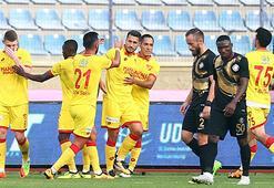 Osmanlıspor-Göztepe: 0-2