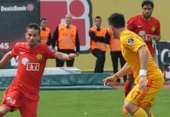 Eskişehirspor-Kayserispor: 1-4
