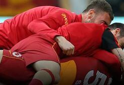 Galatasaraydan müthiş geri dönüş
