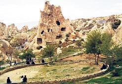 Kapadokya'ya sanal gerçeklik turu