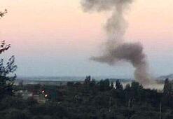 Lice'de bomba yüklü minibüsle saldırı