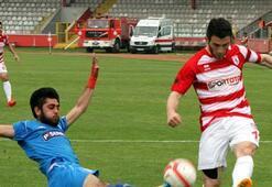 Samsunspor play-offlarda
