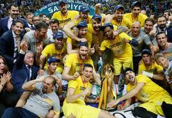 Fenerbahçe - Anadolu Efes: 91-70