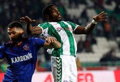 Atiker Konyasporda 6 oyuncuyla yollar ayrılıyor
