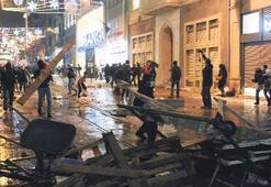 Taksim'deki eylemde 'dayanışma' tartışması