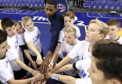 NBA'den gençler için şampiyona