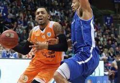 Gaziantep Basketbola ABDli oyun kurucu